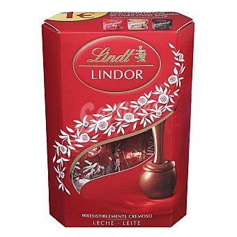 Lindt Bombón de chocolate con leche cremoso Caja 37 g