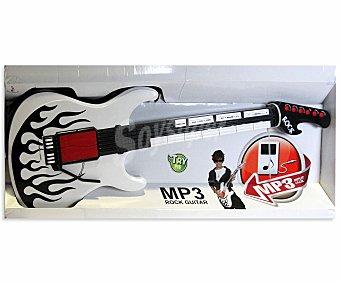 POTEX TOYS Guitarra de Rock que Reproduce MP3 1 Unidad