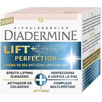 DIADERMINE Lift + Perfection Crema de día anti-edad unificadora tarro 50 ml Tarro 50 ml