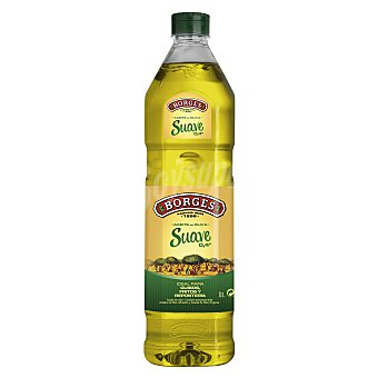 Borges Aceite de Oliva Suave 0,4º Botella de 1 l