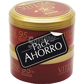 Vitesse Crema antiedad Instant Regenerant cuidado intensivo para cara cuello y escote pack 2 tarro 150 ml piel madura pack ahorro Pack 2 tarro 150 ml