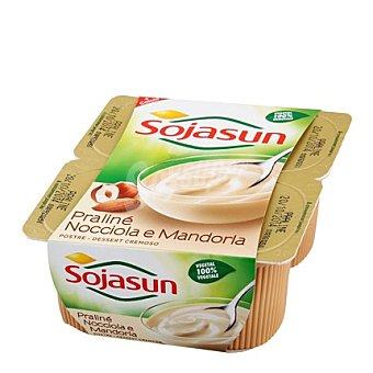 Sojasun Yogur Plaisir Praliné Pack de 4x100 g