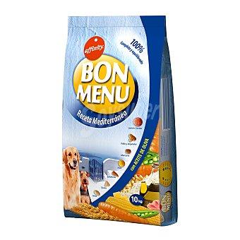 Affinity Bon Menú receta mediterránea Saco 10 kg