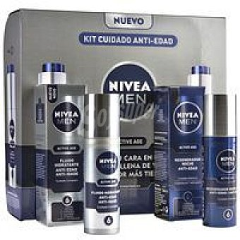 Nivea For Men Neceser Active hombre Pack 1 unid