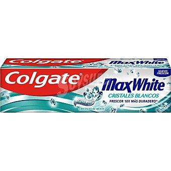 Colgate Pasta de dientes blanqueante Max White sabor menta Tubo 75 ml