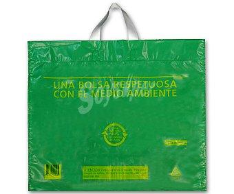 Auchan Bolsa ecológica reutilizable de plástico recilado 1 Unidad