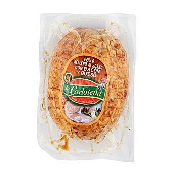 La Carloteña Pollo relleno con bacon y queso 600 g