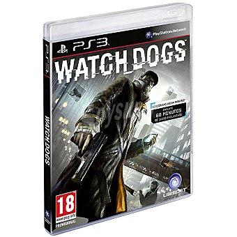 PS3 Videojuego Watch Dogs  1 Unidad