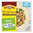 Tortillas de trigo 515 G 515 g Old El Paso
