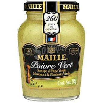 Maille Mostaza pimienta verde Tarro 350 g