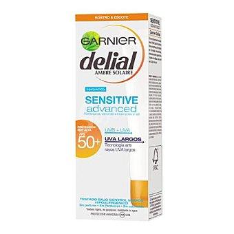 Garnier Crema solar fácial FP50+ delial 50 ml