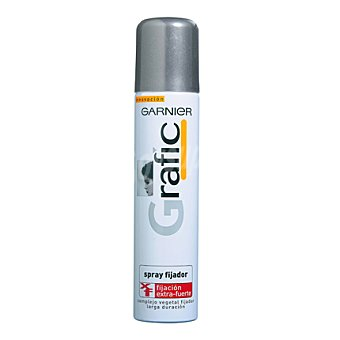 Grafic Garnier Spray Fijador extra-fuerte 300 ml
