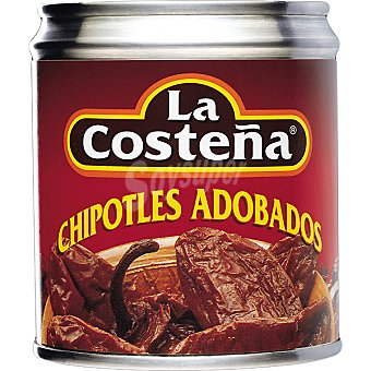 La Costeña Chipotles Lata 220 g