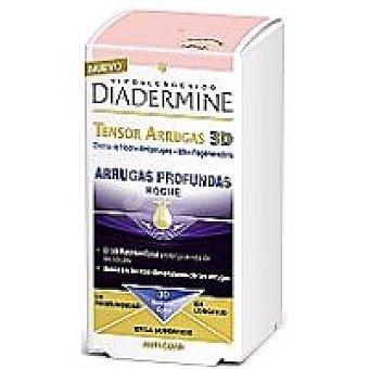 Diadermine Tensor arrugas profundas 3D noche Tarro 50 ml
