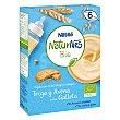 Papilla de cereales, trigo y avena sabor vainilla ecológica Paquete 240 g Naturnes Nestlé