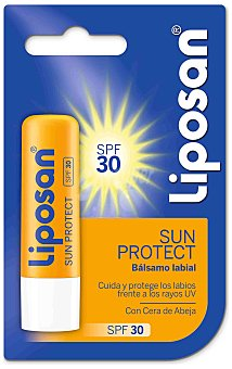 Liposan Protector Labial Solar FP 30 4,8 Gramos