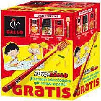 1/4 Box Atrapagallo Lote 1 5kg