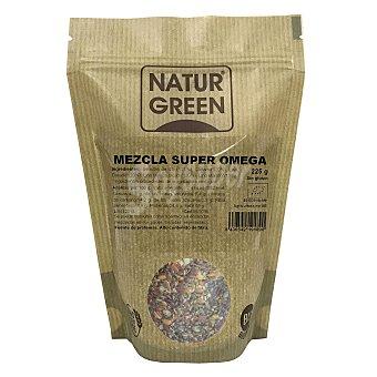 Naturgreen Mezcla de semillas super omega 225 ecológicas G 225 g