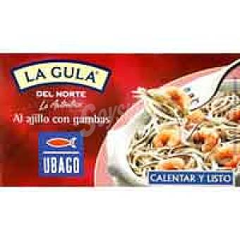 Ubago Gulas-gambas Lata 720 g