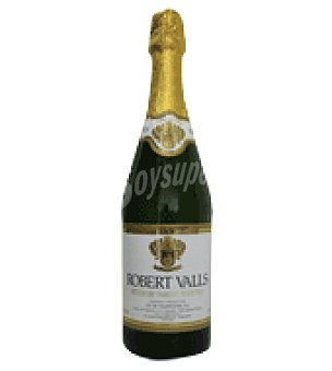 Robert Valls Vino espumoso semi 75 cl