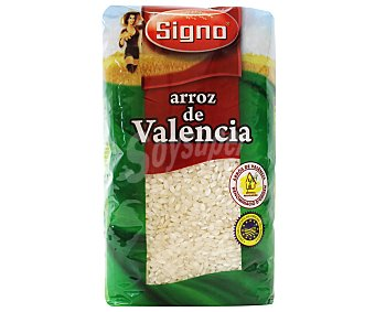 Signo Arroz Extra Denominación de Origen Arroz de Valencia 1 Kilogramo