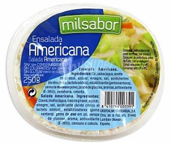 Milsabor Argal Ensalada americana 250 Gramos