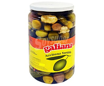 Galiana Aceituna surtida Tarro de 900 g