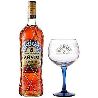 Brugal Anejo con Estuche Copa - 1000 ml