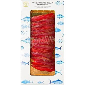 Club del gourmet Mojama de atún extra en lonchas envase 100 g envase 100 g