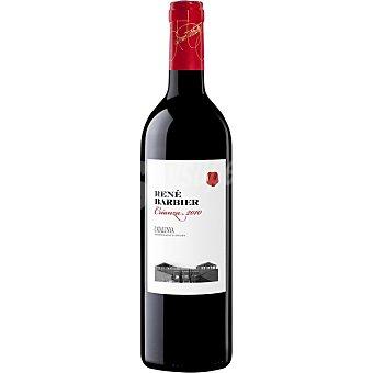 RENE BARBIER vino tinto crianza D.O. Penedés botella 75 cl