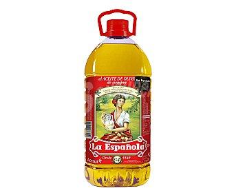 LA ESPAÑOLA Aceite de oliva suave 0,4º Bidón 5 l