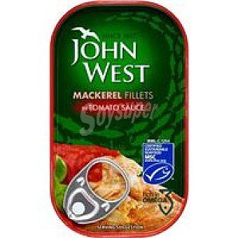 John West Caballa con tomate Lata 125 g