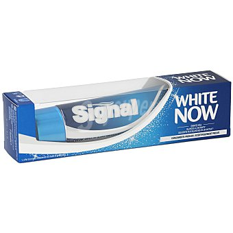 Signal Pasta de dientes blanqueante white NOW 75 ml