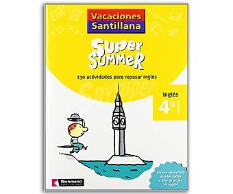 SANTILLANA Super Summer 4 1 Unidad
