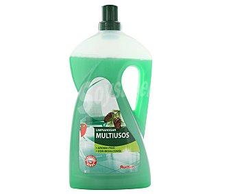 Auchan Limpia hogares multiusos aroma a pino con bioalcohol 1,5 litros