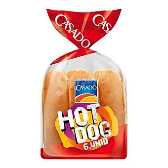 Casado Pan para hot dog 330 g