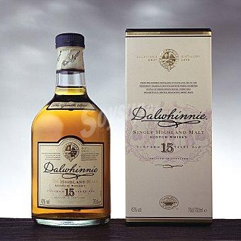 Dalwhinnie Single Malt Whisky de 15 años 70 cl