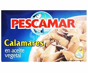 Pescamar Calamar en Aceite de Oliva 72 Gramos