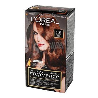 Recital Preference L'Oréal Paris Tinte nº 5.35 Madras 1 ud