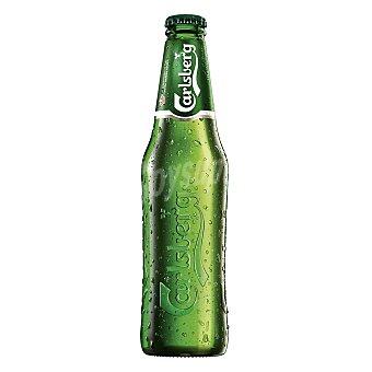 Carlsberg Cerveza Botellín 33 cl