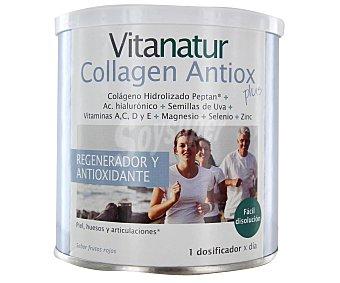 Vianatur Complemento alimenticio colágeno regenerador y antioxidante de fácil disolución vitanatur Bote 180 g