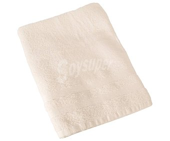 Actuel Toalla de ducha color blanco 100% algodón, /m² de densidad, 70x130cm. actuel 360 g