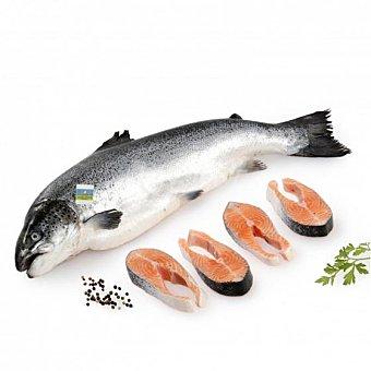 Salmón de mercado 1,5 kg aprox