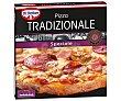 Pizza especial con crema de leche DR oetker Tradizionale 345 g Tradizionale Dr. Oetker