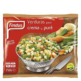 Findus Verduras para crema y pure 750 g