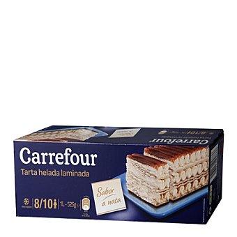 Carrefour Tarta laminada de nata 525 g