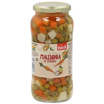 DIA Macedonia de verdura Frasco 325GR