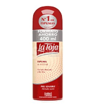 La Toja Espuma de afeitar Piel Sensible 400 ml