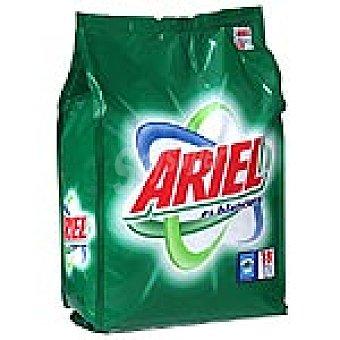 Ariel Detergente máquina concentrado Bolsa 18 cacitos