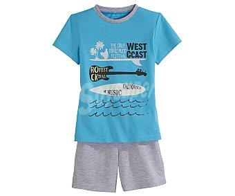 In Extenso Pijama corto de niño talla 4.